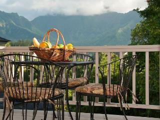 Amazing Mountain Views, Free Standing Spacious Vacation Rental! - Princeville vacation rentals