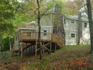 The Lodge at Hipoint on Glovers Lake - Northwest Michigan vacation rentals