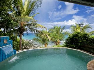 Romantic Beachfront Honeymoon Villa/Very Private ! - Nail Bay vacation rentals