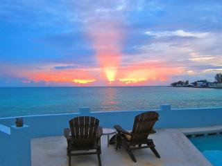 TOTAL PRIVACY, LUXURY OCEANFRONT VILLA with POOL - Nassau vacation rentals