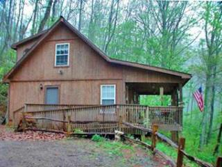 Rivendell Cabin in the Great Smoky Mountains - Franklin vacation rentals