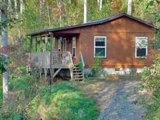Cedars Cabin, A Secluded Mountain Retreat - Franklin vacation rentals