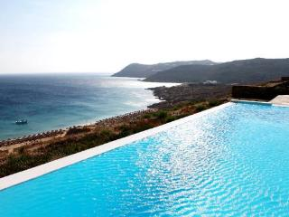 5 bedroom luxury beach villa with private pool - Mykonos vacation rentals