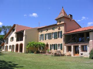 Top quality holiday property and pool in SW France - Castex vacation rentals