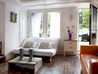 Canal aptm. 10 min. walk from the Central Station - Amsterdam vacation rentals
