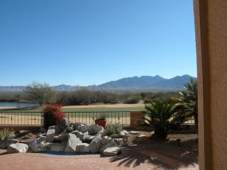 Arizona View Home on 6th Fairway- Mountains & Lake - Green Valley vacation rentals