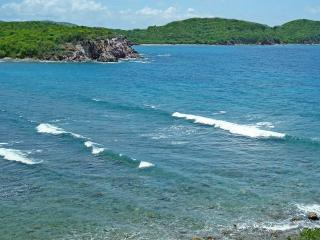 Sea Cliff Villa Ocean Front on the Caribbean Sea - Bolongo Bay vacation rentals