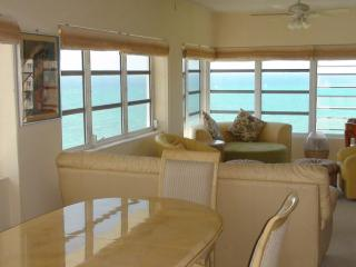 Lucaya Riviera  Towers 2 Bedroom Panhouse on Beach - Grand Bahama vacation rentals