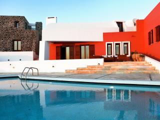 Luxury Island Villa on Santorini with Views of the Mediterranean Sea - Villa - Imerovigli vacation rentals
