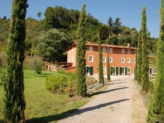 Beautiful Tuscan Villa Near Lucca with Views and Private Pool - Villa Nottolini - Guamo vacation rentals