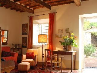 Tuscan farmhouse with a private pool - Casa Accogliente - San Martino in Freddana vacation rentals