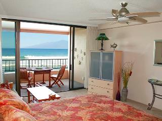 Maui Kai #307, Beautiful Oceanfront Junior Suite - Lanai City vacation rentals