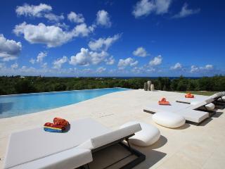 AGORA... gorgeous very unique luxury villa in Terres Basses.  Perfect couples villa! - Terres Basses vacation rentals