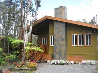 Volcano Singing Forest Cottage Hot tub & fireplace - Volcano vacation rentals