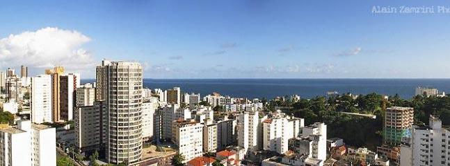 View from terrace - Salvador, Bahia, Brazil rental - Salvador - rentals