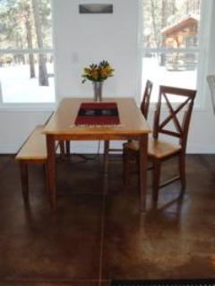 Dining area - The Stables Guest House- a fabulous retreat for 2 - Durango - rentals