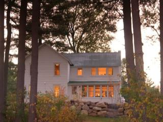Lakefront Farmhouse, Bikes, Snowshoes, Views! - Wells vacation rentals