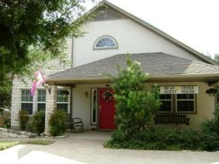 Bear Creek Guest House: A beautiful lodging value! - Texas Prairies & Lakes vacation rentals
