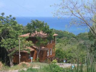 Cozy 2 bedroom House in Roatan with Deck - Roatan vacation rentals