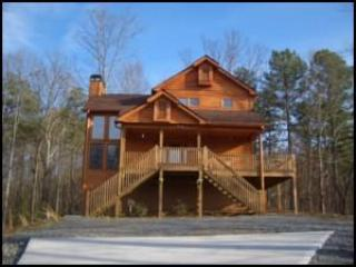 Closer to Heaven, Luxury in the woods, Pool Table - North Georgia Mountains vacation rentals