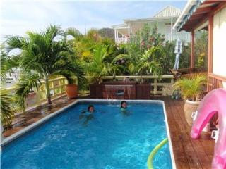 Hall's Waterfront Cottage - Jolly Harbour vacation rentals