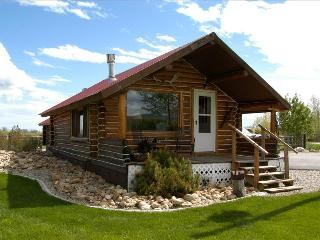 Romantic Cabin with Porch and Television - Red Lodge vacation rentals
