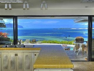 The Kailua Ocean View Villa has Great Views, Pool, - Kaneohe vacation rentals