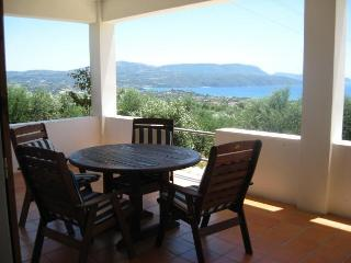 Apartment with spectacular views on Ionean sea! - Finikounda vacation rentals