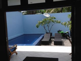 Villa Rahasia 1 or 2 bed Legian -Wi Fi  & Cable TV - Legian vacation rentals