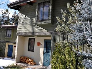 Creek Side Townhome near Vail village; 3 bed + loft - Vail vacation rentals