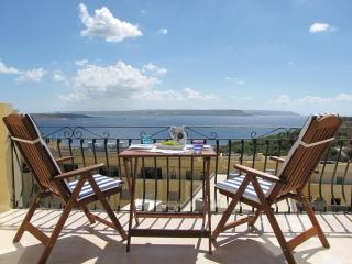 Apartment with stunning ocean views and Pool - Ghajnsielem vacation rentals