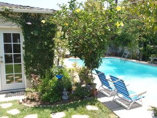 Renovated 1BR Culver City Cottage w/Pool & Garden - The Ultimate Escape! - Culver City vacation rentals