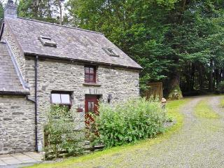 TY TWT, pet friendly, character holiday cottage, with open fire in Lampeter, Ref 10621 - Ceredigion vacation rentals