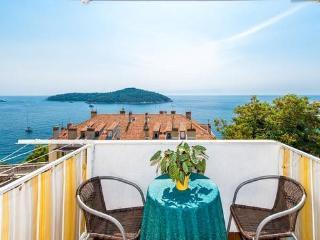 2-bedroom condo/splendid sea and Old Town view - Dubrovnik vacation rentals