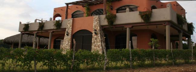 MAIN HOUSE  8.000  SQ. FT. - LUXURIOUS VILLA  PACIFIC OCEAN & MOUNTAIN VIEW - Santa Elena - rentals