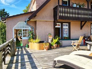 LLAG Luxury Vacation Apartment in Sankt Märgen - 1076 sqft, breathtaking panoramic view from the Black… - Black Forest vacation rentals
