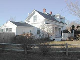 Side view of our house - Former Chatham Bed and Breakfast - Chatham - rentals