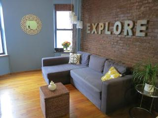Quiet & Clean Retreat in the East Village - New York City vacation rentals