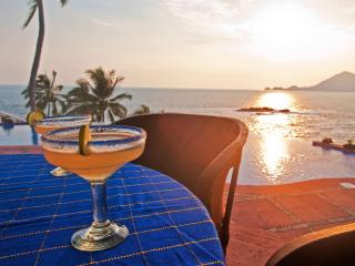 Spectacular Ocean Front Villa with Private Pool - Manzanillo vacation rentals