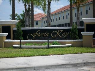 Affordably Priced Luxury Townhouse within Fiesta Key Resort located near Disney - Kissimmee vacation rentals