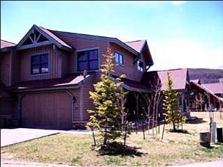 Townhome Near Golf Course - Private Hot Tub (12041) - Breckenridge vacation rentals
