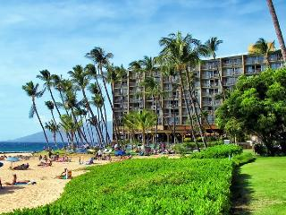 FALL SPECIALS! Ocean View Air-Conditioned 2-Bedroom at Ocean Front Resort - Kihei vacation rentals