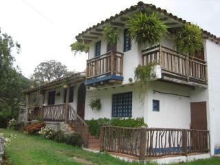 CHALETS MINAS DE SAN USEBIO - Andes vacation rentals
