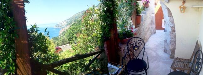 Terrace - Amalfi Mareluna - Conca dei Marini - rentals