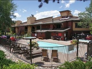 Ski In Access Less 100 Yards of the Condo - Heated Pool, Hot Tubs, & Large Sauna (3690) - Steamboat Springs vacation rentals