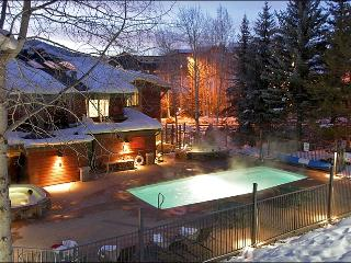 Newly Remodeled & Only 113 Steps from Ski Access - Private Game Room w/ Pool Table, Air Hockey, Ping Pong, Foos Ball, Darts, & HDTV (3662) - Steamboat Springs vacation rentals