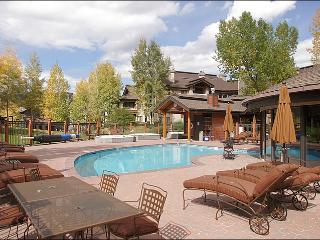 Great Location with Private Shuttle Service in Ski Season, City Shuttle Year Round - Private Patio with Hot Tub, Fireplace (11172) - Steamboat Springs vacation rentals