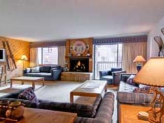 1 Bedroom, 2 Bathroom House in Breckenridge  (02B1) - Image 1 - Breckenridge - rentals