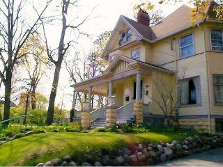 Scarlett House Victorian Bed & Breakfast - Janesville vacation rentals