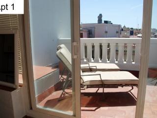 Penthouse Ramblas Plaça Catalunya - Barcelona vacation rentals